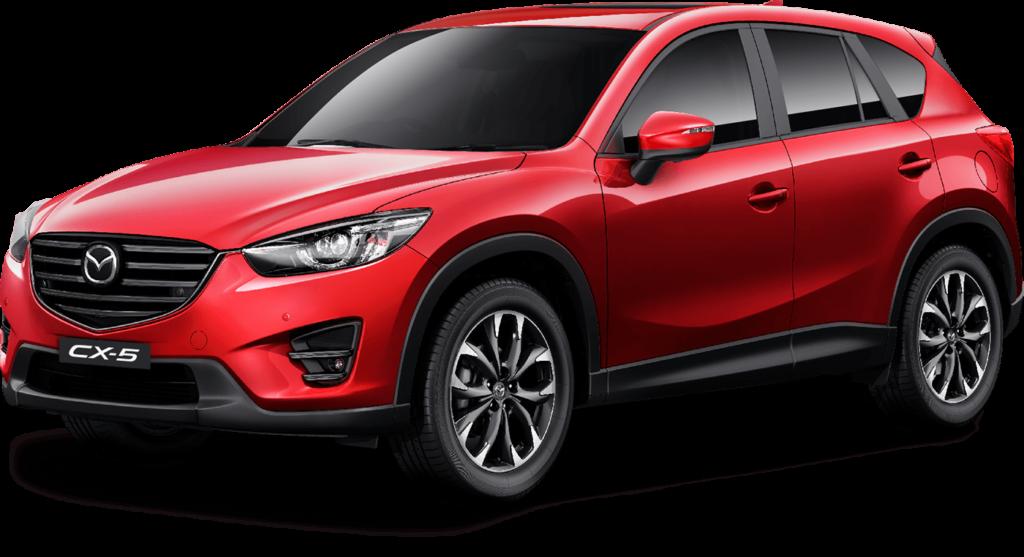 Mietwagen Mazda CX-5 Autovermietung Red Line Rent a Car Fuerteventura