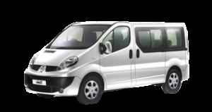 Mietwagen Renault Trafic Autovermietung Red Line Rent a Car Fuerteventura