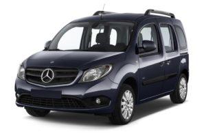 Mietwagen Mercedes Citan Autovermietung Red Line Rent a Car El Hierro