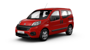 Mietwagen Fuerteventura Fiat Qubo. Autovermietung Red Line Rent a car Fuereteventura