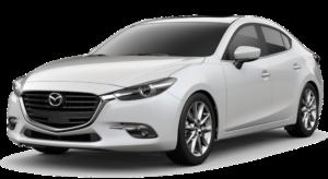Mietwagen Mazda 3 Automatik - Autovermietung Red Line Rent a Car Fuerteventura