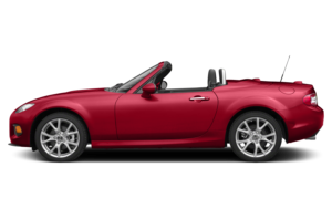 Tenerife Car Rental - Mazda MX5 Cabrio