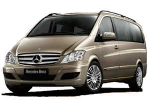 Mietwagen Mercedes Vito Automatic 9 pax - Autovermietung Teneriffa. Red Line Rent a Car