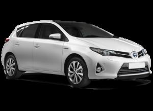 Mietwagen Toyota Auris - Autovermietung Red Line Rent a Car Fuerteventura.