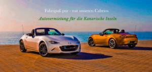 Autovermietung Fuerteventura - Cabrio Mietwagen Autovermietung Red Line rent a Car Fuerteventura